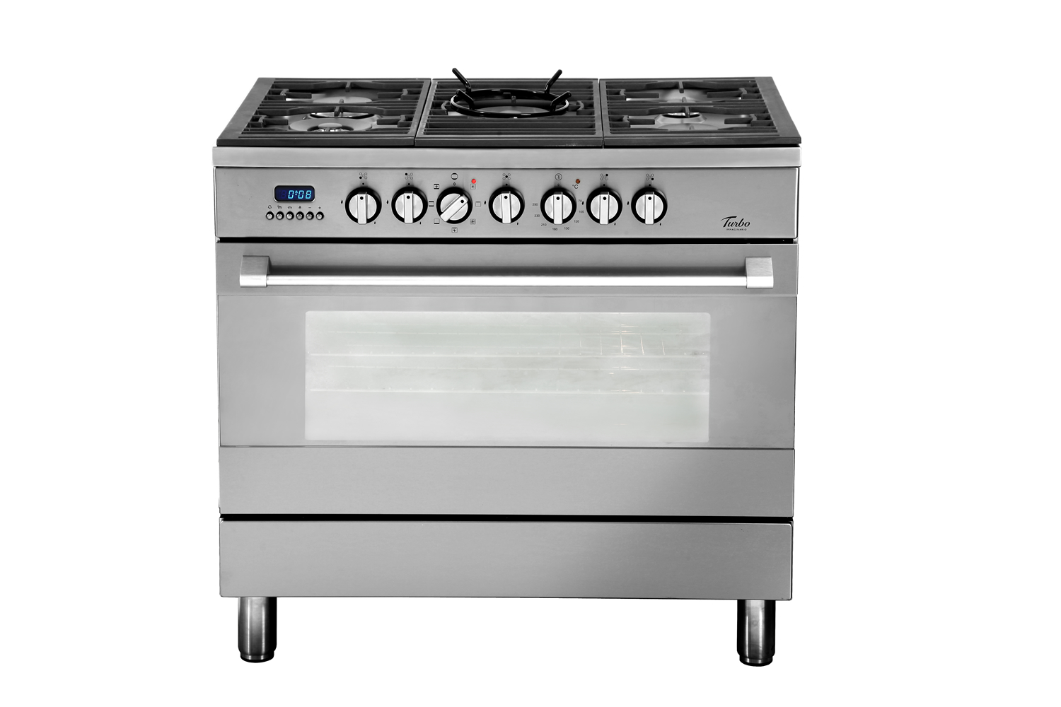 yeobuild homestore Turbo Immaginario Diamond 90cm 119 Litres Professional Cooker