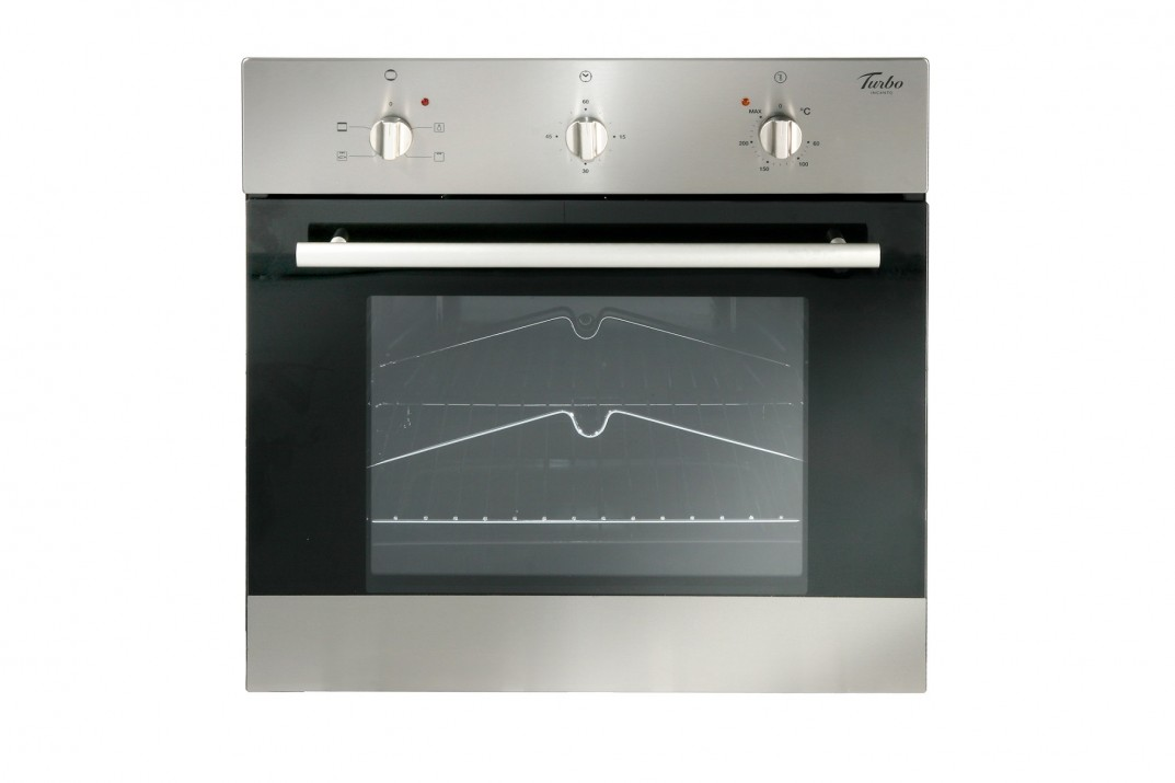 TURBO INCANTO 3 FUNCTIONS TFX6603SS CONVECTION OVEN WITH TURNSPIT