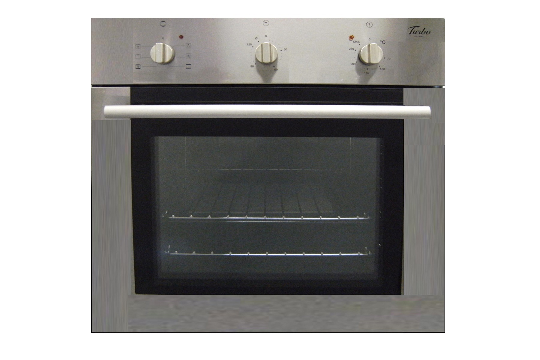 Turbo Incanto Tfx6605ss 5 Functions Multifunction Oven