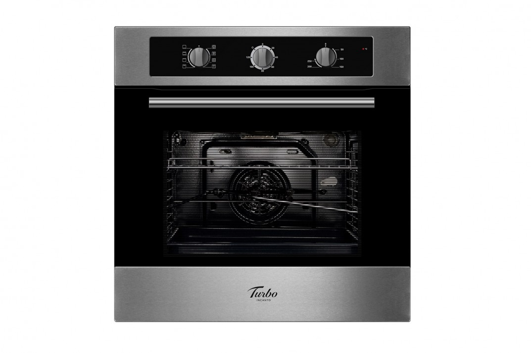 TURBO INCANTO 7 FUNCTIONS TFM8627 MULTI-FUNCTION OVEN