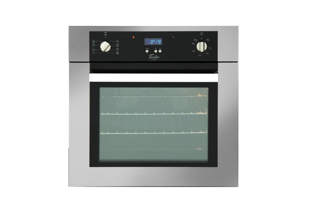TURBO INCANTO 8 FUNCTIONS TFE6608SS MULTI-FUNCTION OVEN WITH ELECTRIC PROGRAMMER