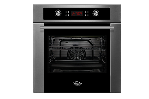 Turbo Incanto TFM8628 65 litres built-in multifuction oven