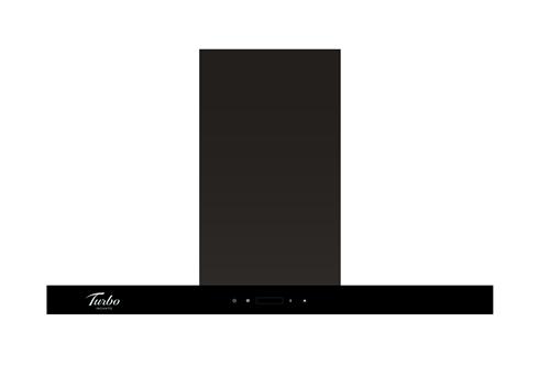 Turbo Incanto TAE91-BK 90cm black colour chimney hood