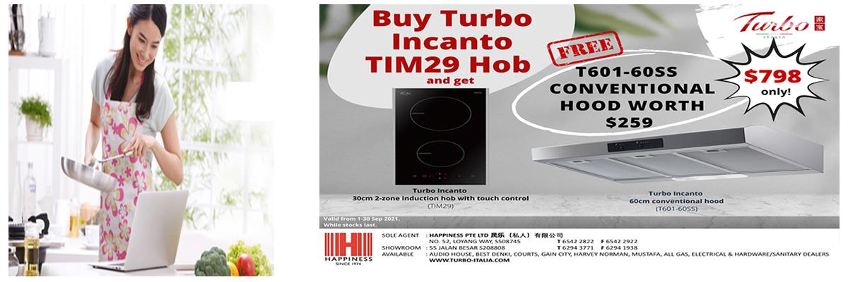 TIM29 + T601-60SS FOC