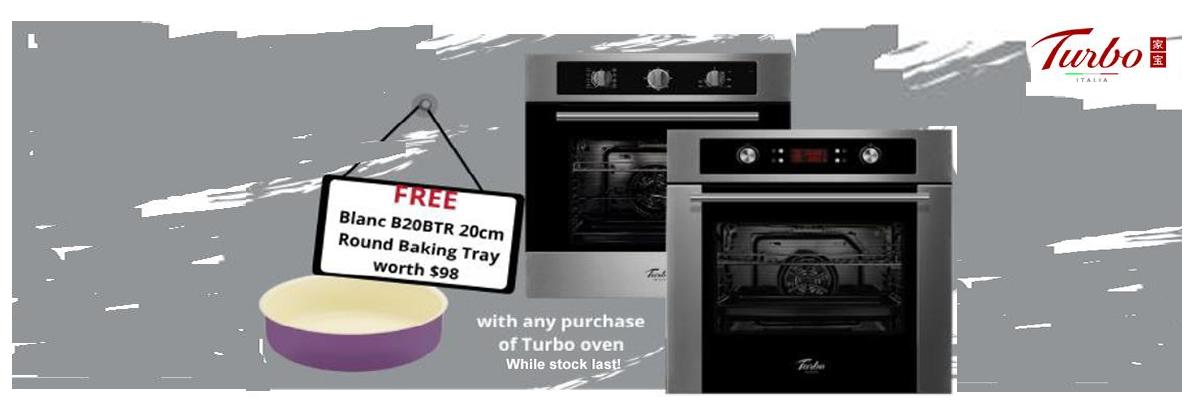 Ovens Free B20BTRV